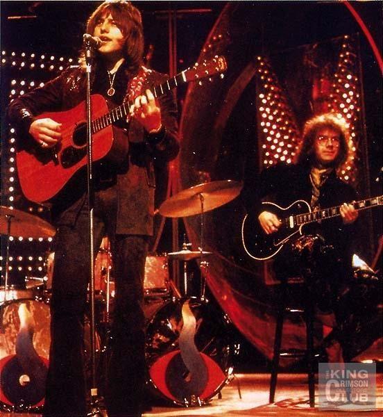 King Crimson Photos - March 25, 1970