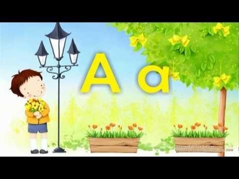 Alfabeto español - a todos de mis alumnos les gusta esta canción.