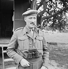 Neil Ritchie-British forces in the region known as the Gazala Line numbered 100,000men. The 8th Army was led byLieutenant-General Ritchie and was made up of the 13th Corps, led by Lt-General Gott, and the 30th Corps led by Lt-General Norrie.