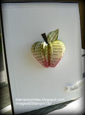 Stampsnsmiles: An Apple a Day