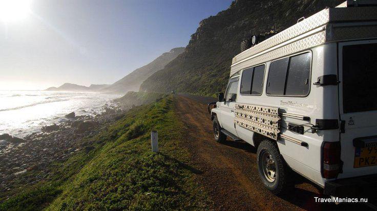 Fotoreportage Zuid-Afrika '13-'14