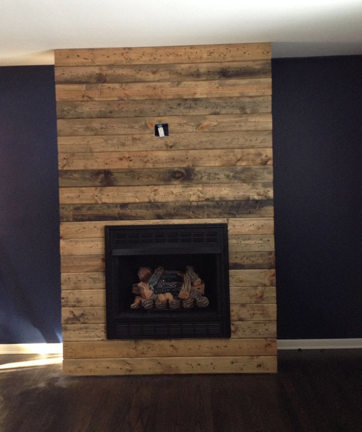 25 best ideas about wood fireplace surrounds on pinterest