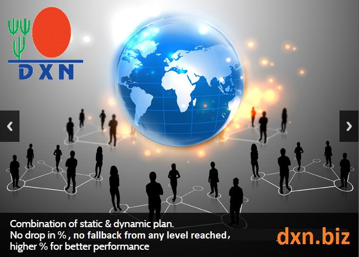 No fallback at any level!  http://dxn.biz/dxn-icing-on-the-cake-ioc/