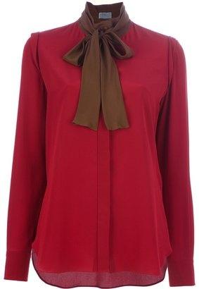 Mantu bow blouse