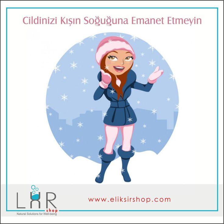 Cildinizi Koruyan Doğal Kozmetik Ürünlerimiz İle Kışın Soğuklara Karşı Koyun.