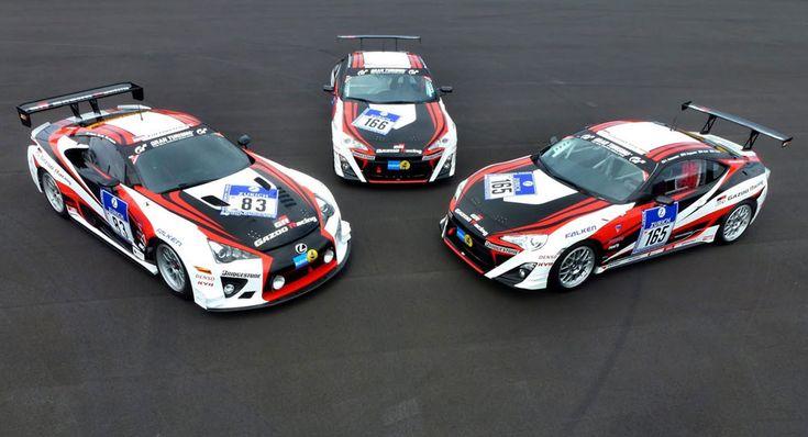 Toyota Pondering AMG-Rivalling Performance Brand