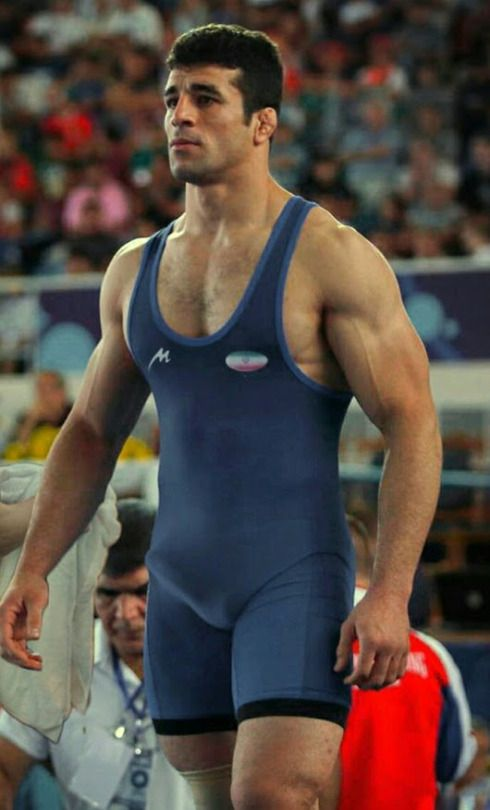 Bulge wrestling gay