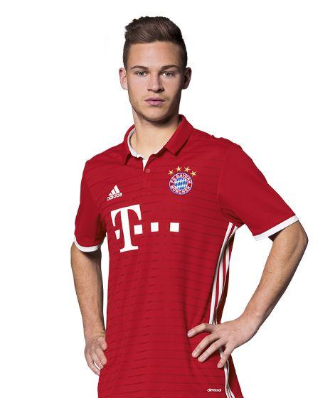 Camiseta FC Bayern München Joshua Kimmich