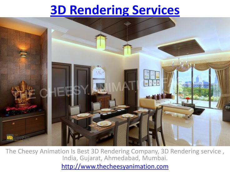 The Cheesy Animation Is Best 3D Rendering Studio, 3D Rendering services Company India, Gujarat, Ahmedabad, Mumbai.