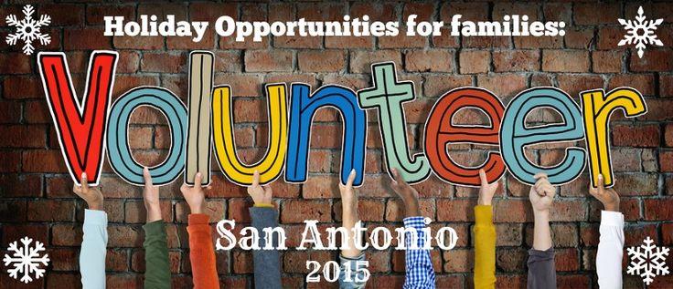 Volunteering For Kids Under 13
