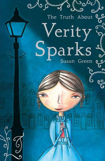 The Truth About Verity Sparks by Susan Green. Verity is a 13-year-old orphan working in Victorian London. She has an almost perfect memory and possesses the talent of Teleagtivism. She can easily find things that are lost! When Verity is wrongly accused of theft and dismissed from her job, she goes to live with the Plushes who run a Confidential Inquiry Agency. Verity helps them solve cases and slowly becomes one of the family. But patches of the truth about her past begin to surface, along…