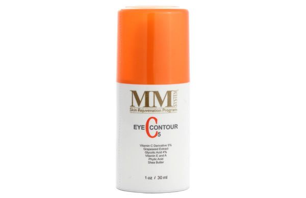 Thanks to a blend of Vitamins A, C and E, the Mene & Moy Eye Contour C5 brightens, smoothes and firms the delicate skin around the eyes for a more youthful appearance.
