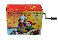 Spieluhr In der Weihnachtsbäckerei von Rolf Zuckowski