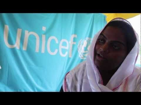 Safe PLaCES help flood-affected children and women prevent child marriage in Pakistan