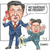 Image result for daily political cartoons in july 2017