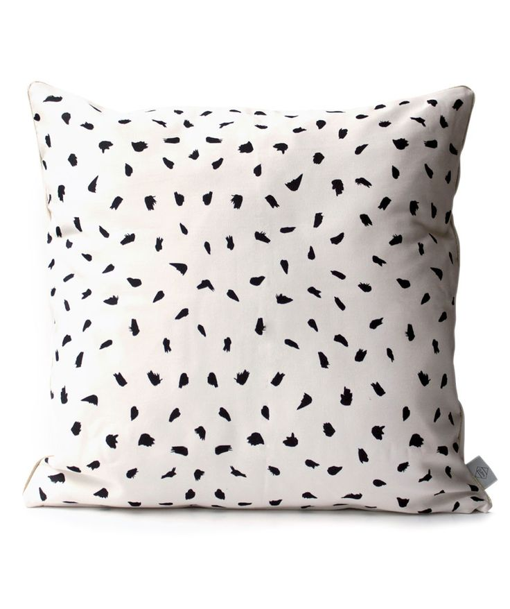 Plumes Cushion. | http://www.huntingforgeorge.com