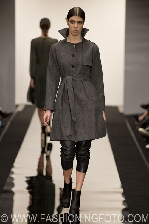 Look by #Shen #nzfw 2014 - shop the Look on http://www.shenclothing.com/
