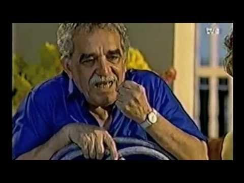 Entrevista a Gabriel García Márquez TVE 1995.