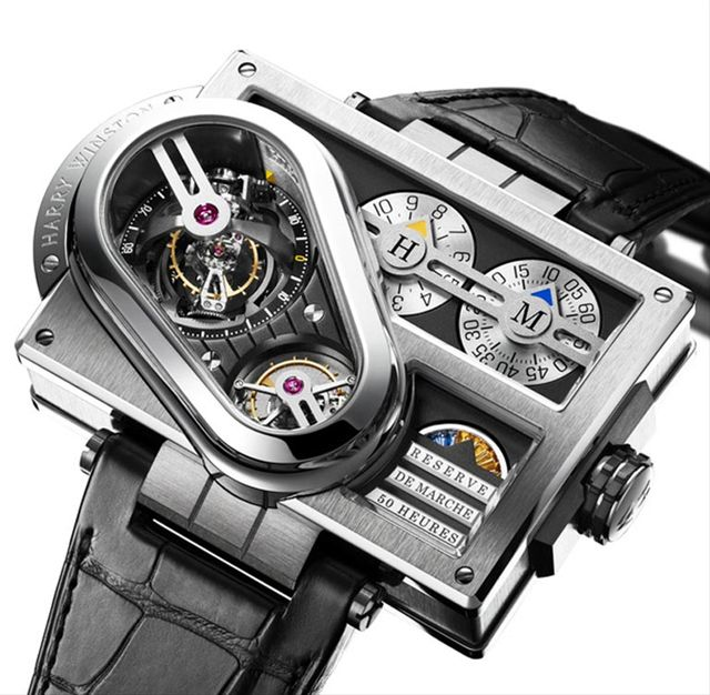 Swatch Group acquires the jewelry and watch brand Harry Winston Inc.
