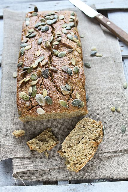 Avocado and Lime Bread