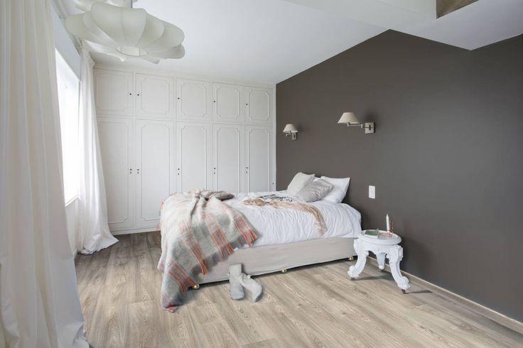 La nuova linea di pavimenti Pure consente di rinnovare gli ambienti in modo facile e veloce senza la necessità di intervenire sul pavimento preesistente
