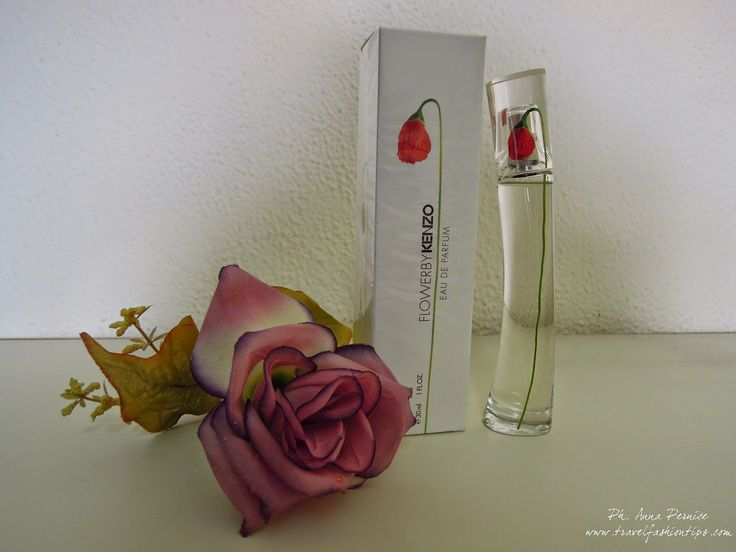 Flower by Kenzo su Profumo-clic - Travel and Fashion Tips by Anna Pernice