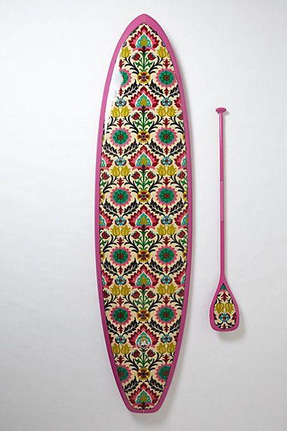 Limited-Edition Stand-Up Paddleboard, Kai Malo'o