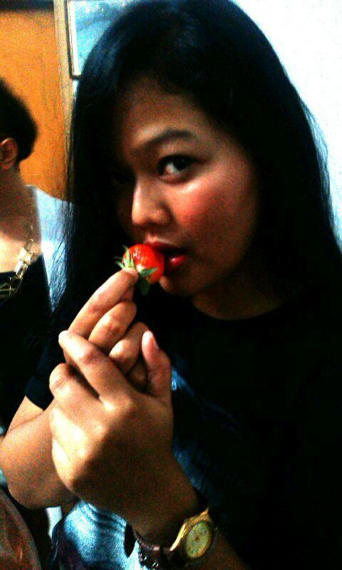 that strawberry