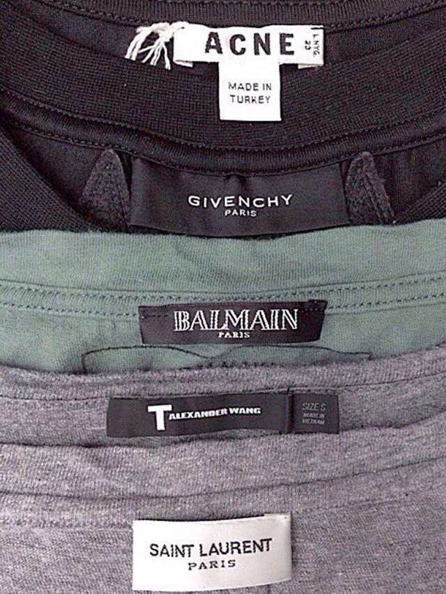 Fashion labels                                                       …