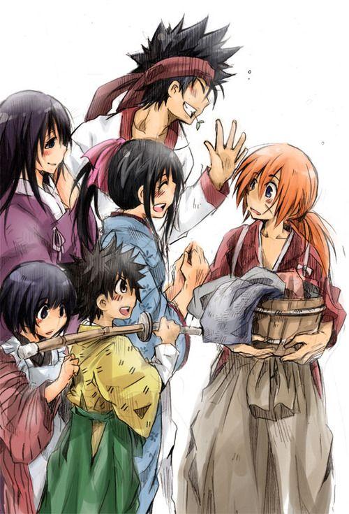 Rurouni Kenshin Present