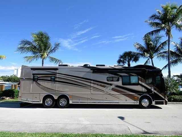 2006 Used Fleetwood American Eagle 42R Class A in Florida FL.Recreational Vehicle, rv, 2006 Fleetwood American Eagle 42R, This is a coach for the discriminating buyer. It is a 42 foot 2006 American Eagle 42R Class A motor home by Fleetwood.TIRES REPLACED IN 2013 !! This RV not only provides for all the needs you could have on the road, it appeases them in great comfort, using first-rate materials and quality construction throughout. It sleeps at least 4, has a full kitchen, and is powered by…
