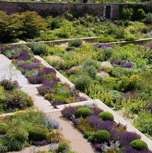 Yorkshire garden by tom stuart smith garden garden pinterest terraced garden gardens for Garden design yorkshire