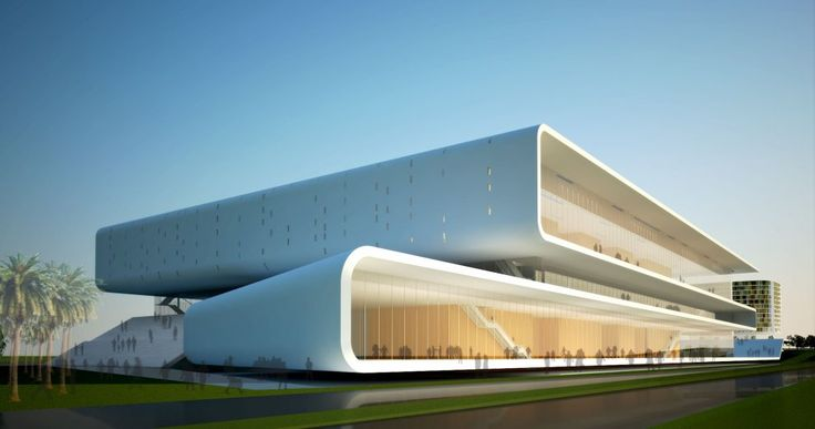 Bangalore International Convention Centre by Yazdani Studio
