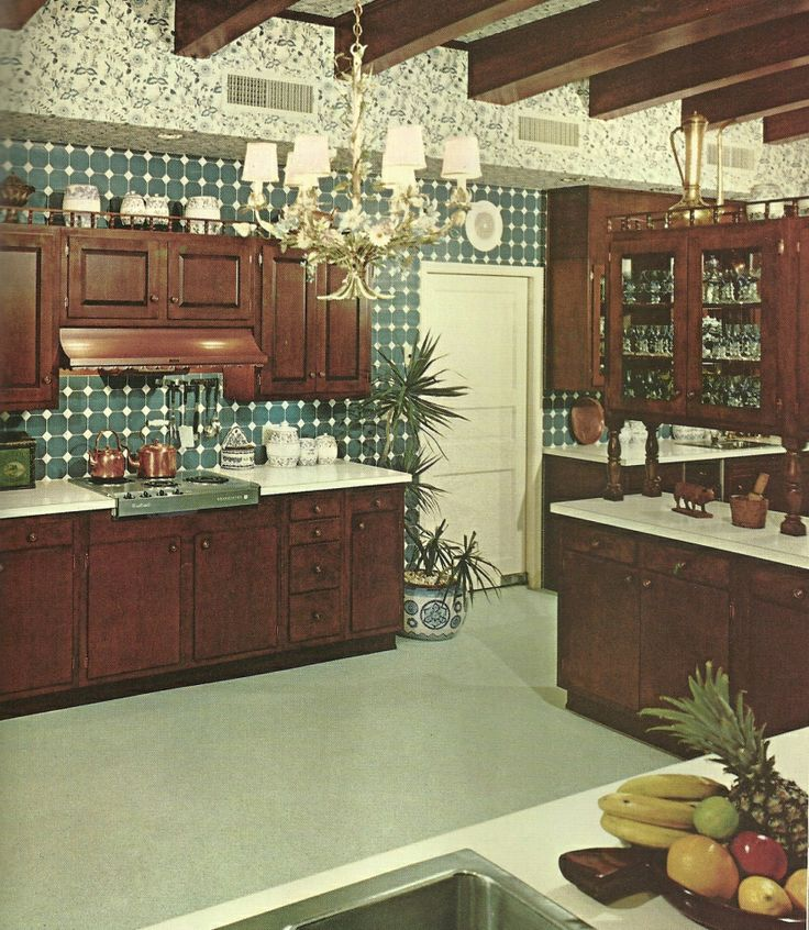 Best Decor S Images On Pinterest Vintage Kitchen Retro