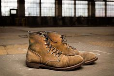 Red Wing London Iron Ranger Boots 8113