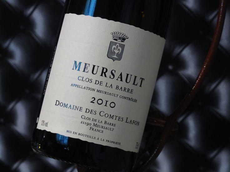 """Meursault """"Le Clos de la Barre"""" 2010. Domaine des Comtes Lafon. Vin blanc de…"""