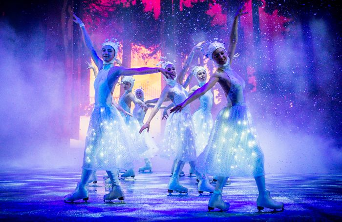 Follow the link to win tickets to see The Nutcracker on Ice at Hyde Park Winter Wonderland