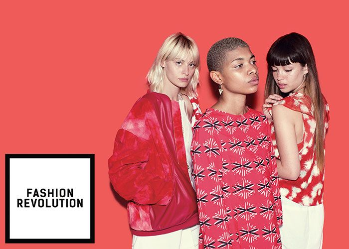 The Fashion Revolution - fashion with a conscience.