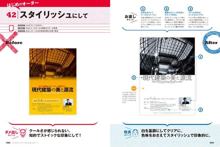 ○×でわかる! デザインが良くなる5つのポイント | デザイン関連の雑誌・書籍を出版するMdNのWebサイト - MdN Design Interactive -