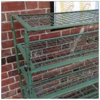 NEW | French Bread Trolley | mayflyvintage.co.uk | Warehouse Home Design Magazine