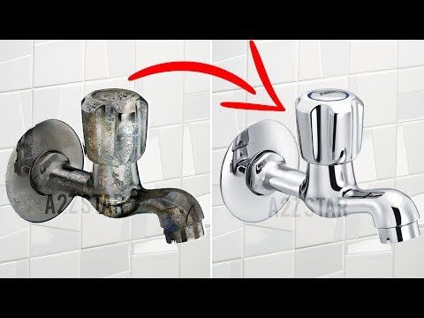 Clean Bathroom Taps How To Do Home Easy Tap Cleaning Routine Tips And Tricks Youtube Bathroom Cleaning Bathroom Cleaning Hacks Tap Cleaner