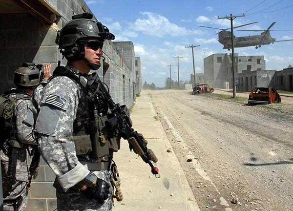 Army Rangers.