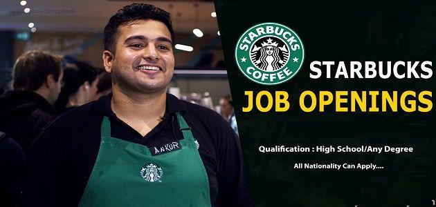Latest Jobs Vacancy In Starbucks Job Cabin Crew Recruitment