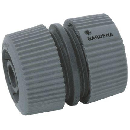 """Raccordo di riparazione per tubo da 13 mm (1/2"""") #GARDENA modello 2932-26 #giardinaggio  #hobby #giardini #faidate"""