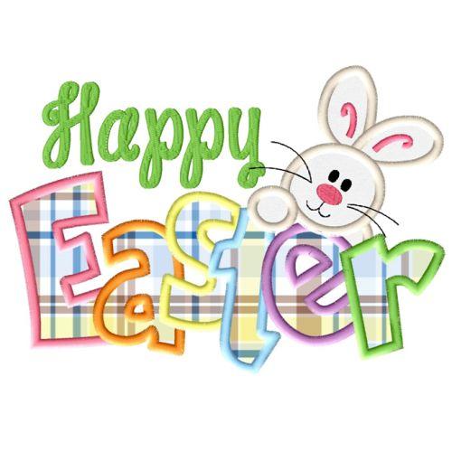 Easter Applique Designs