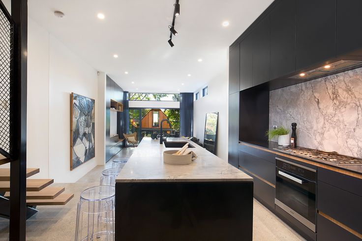 Designer luxury home with garage and studio - 228 Annandale Street Annandale at Pilcher Residential