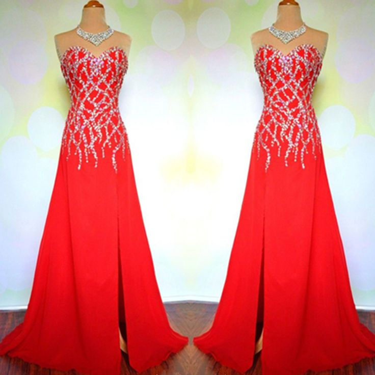 Red Prom Dresses,Mermaid Prom Dress,Prom Dress,Prom Dresses,2016 Formal Gown,Evening Gowns,Red Party Dress,Mermaid Prom Gown For Teens