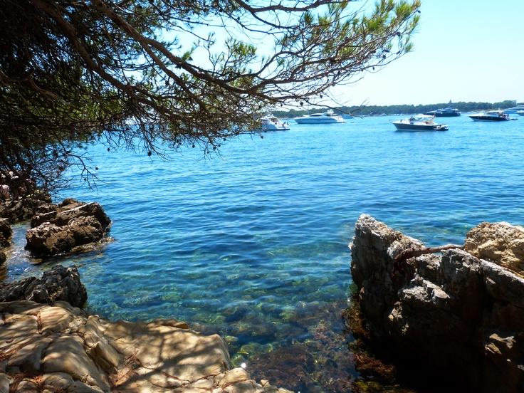 Ile Sainte Marguerite - Cannes
