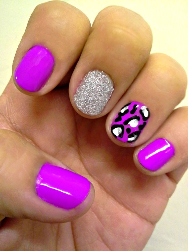 Best 25 Neon Purple Nails Ideas Only On Pinterest Summer. Best 25 ...