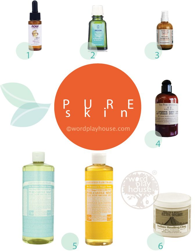 Inexpensive Natural Skin Care Products
